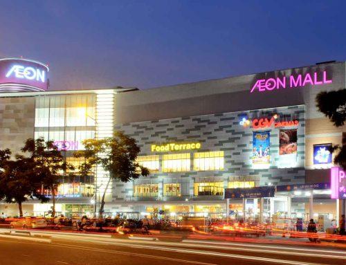 Aeon Mall Quận 9 nằm ở đâu?