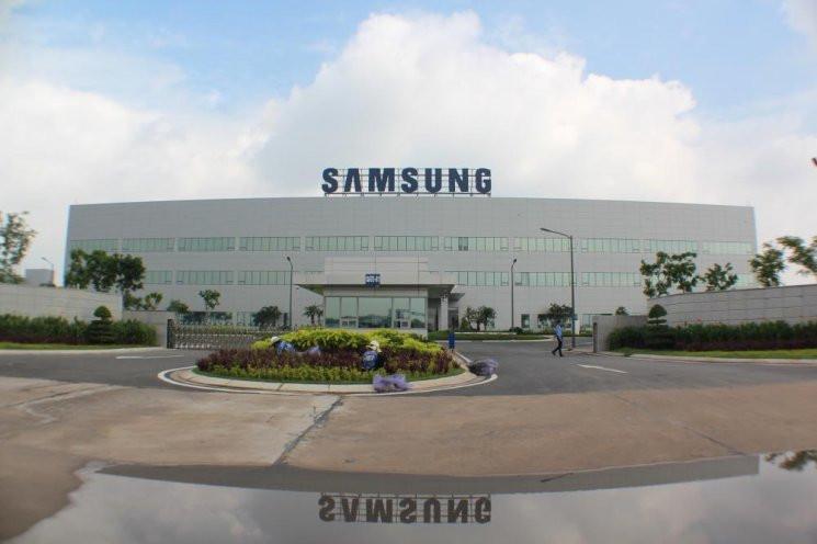 Công nghệ cao Sam Sung