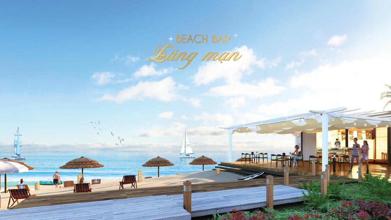 Dự Án Parami Hồ Tràm: Beach Bar