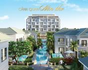 Dự án parami Hồ Tràm: Tổng Thể