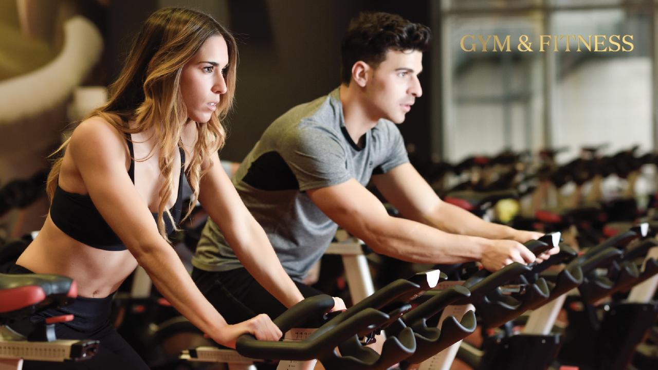 Dự Án Parami Hồ Tràm: Phòng Gym